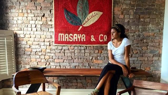 Masaya en el corazón del diseño