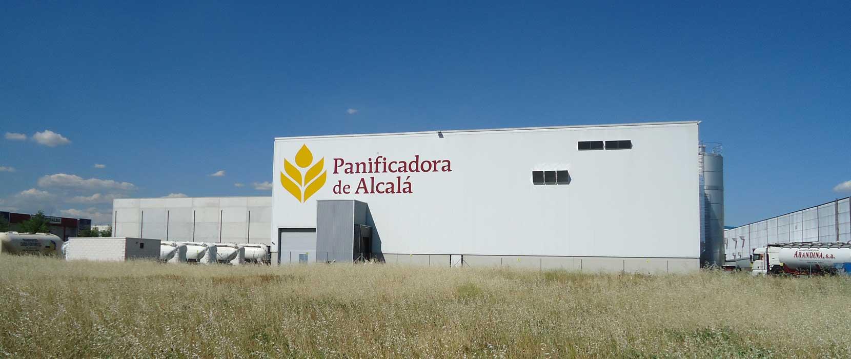 Panificadora de Alcalá