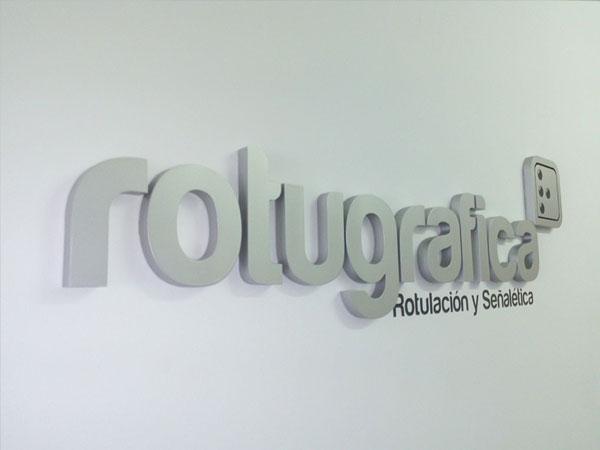 logotipo de ROTULACION Y SEÑALETICA SL